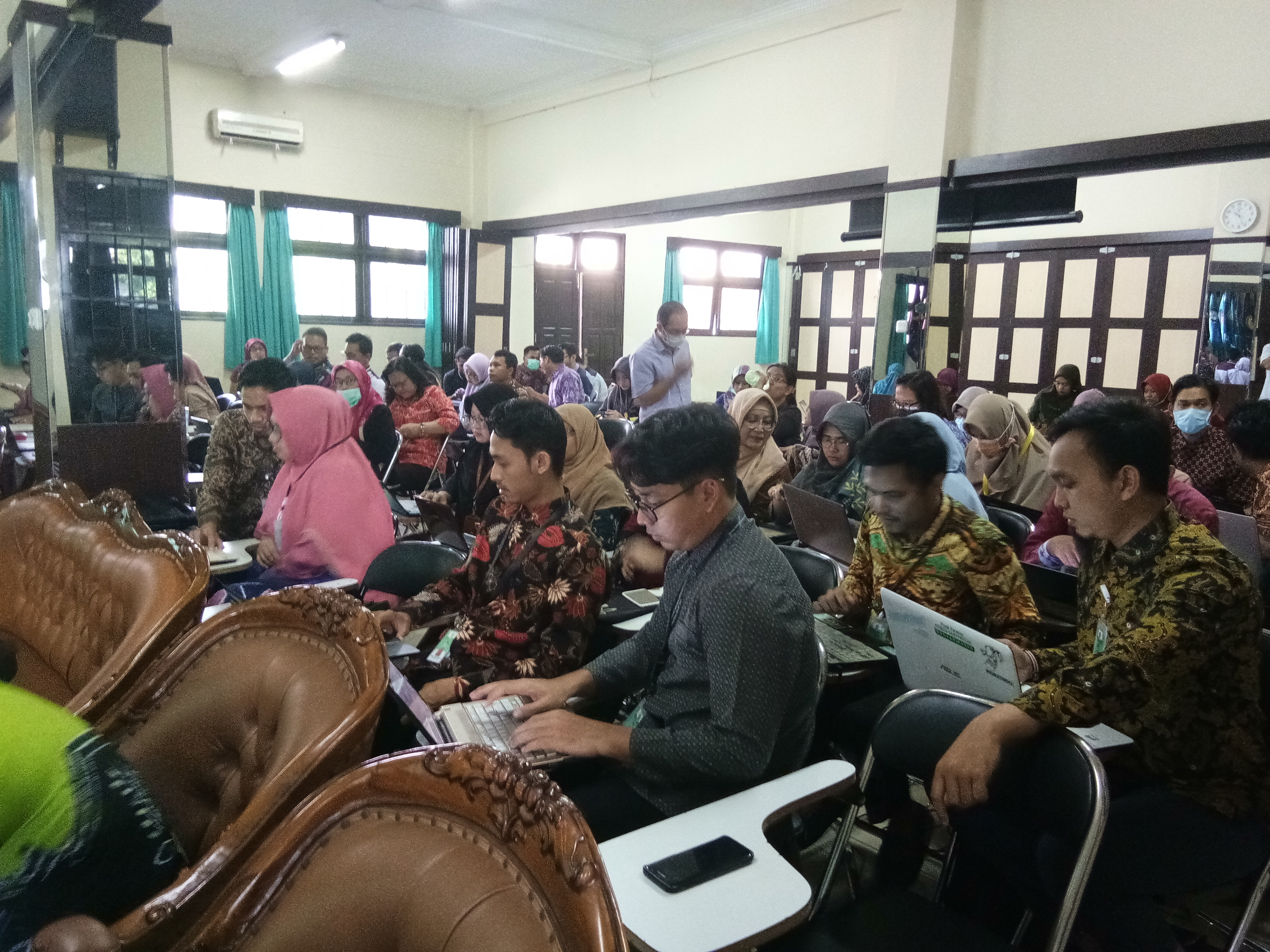 Sosialisasi E-Learning