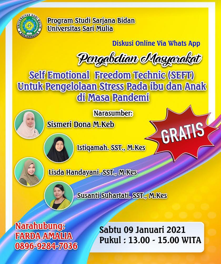 Diskusi Online via WhatsApp